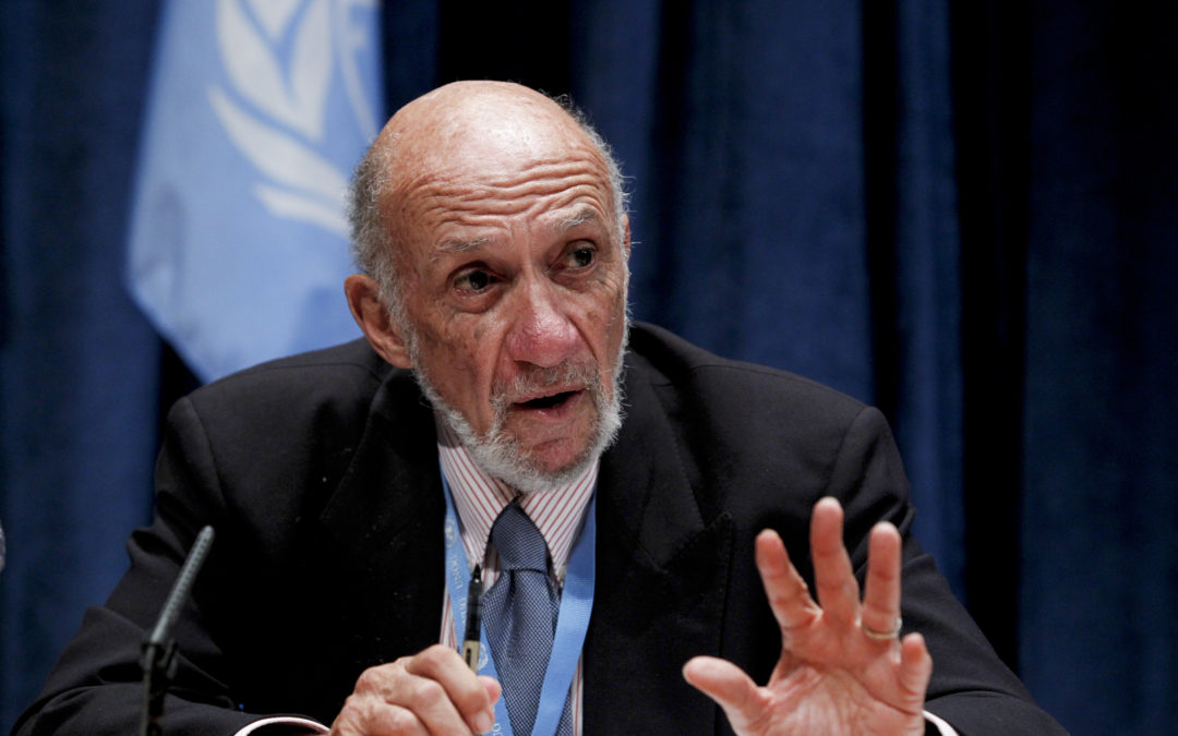 "Professor Richard Falk's point-by-point response to Australian Jewish News (June 20, 2019) article ""Furore Over Falk Visit"""