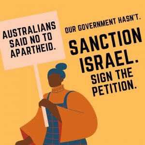 sanction Israel